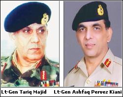 Pakistan Generals