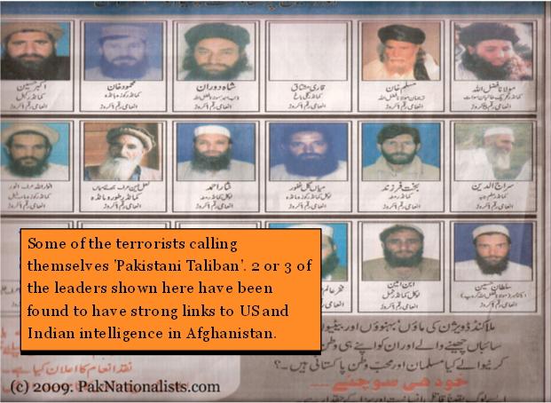 Terrorists In Pakistan