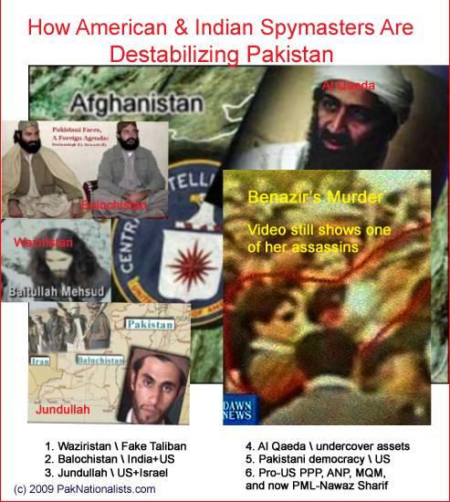 Benazir Bhutto Assasination