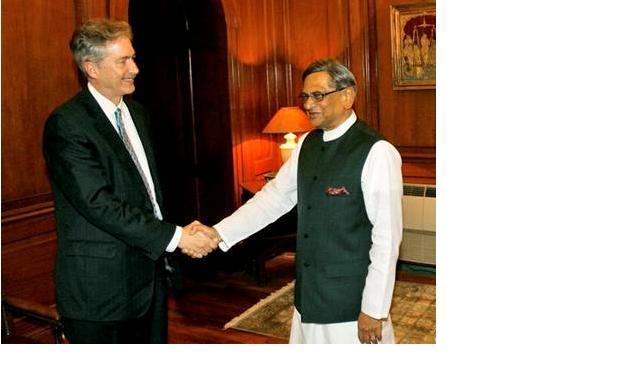 US Under Secretary of State William Burns to New Delhi