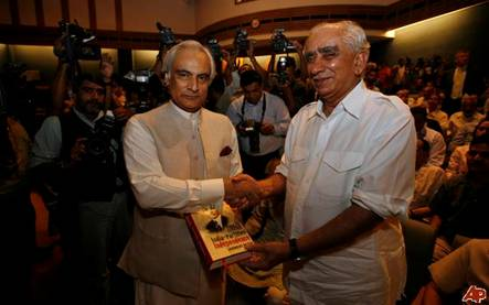 Jaswant Singh - Indian Foreign Minister