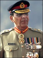 General Kayani - Pakistan Army