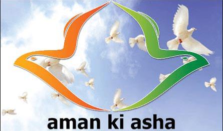 "aman ki asha Aman ki asha destination peace needs your help with ""#milnedo: india, pakistan , let people meet"" join aman ki asha and 4,253 supporters."