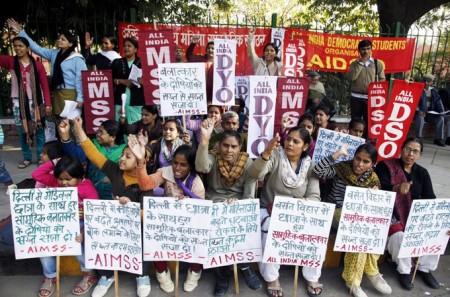 Delhi Rape Capital of India