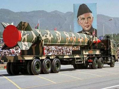 Pakistan Nukes Arsenal