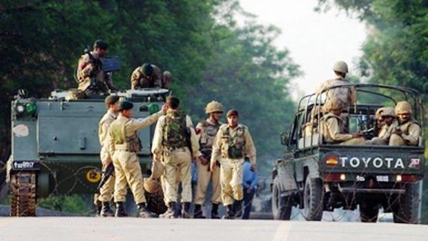 Pakistan Army The Saviour of Country & Pakistanis