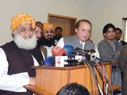 PML-N & JUI 2013 Pakistan Election Alliance