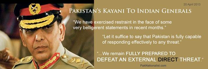 General Kayani & Islam