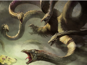 Hydra Monsters