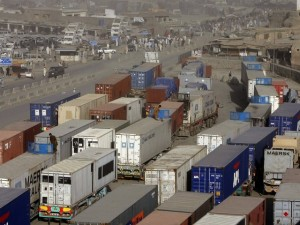 Missing NATO Containers in karachi is full of weapons