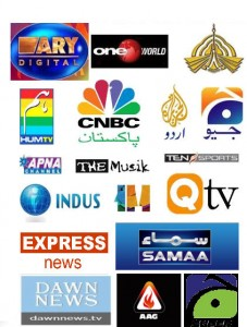 Pakistan Media Channels Working Against The State