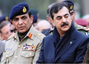 Pakistan Political & Military Governments