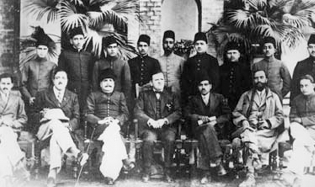 Allama Iqbal address of Allahabad 1930
