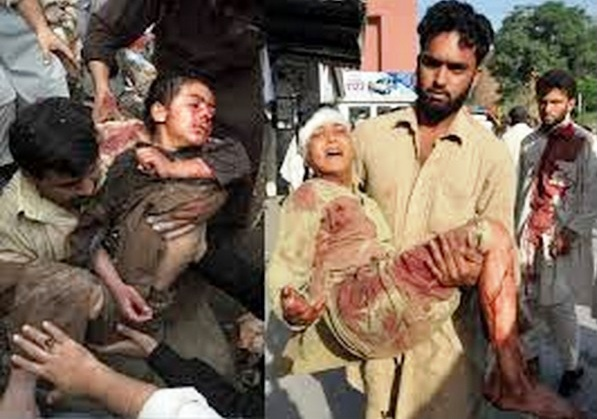 Pakistan is a vicitim of extreme foreign and local terrorism