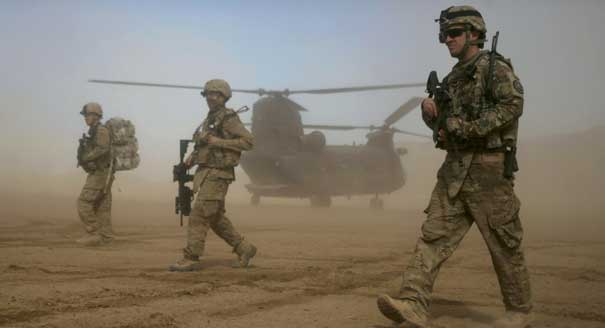 US defeated by Afghan Taliban in Afghanistan