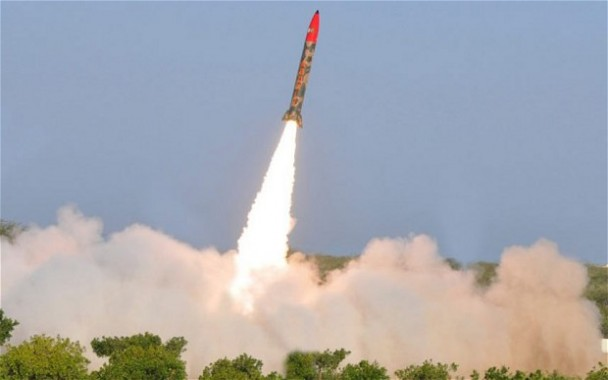 Pakistan Nuclear Deterrence